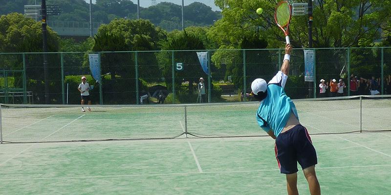 テニス部紹介