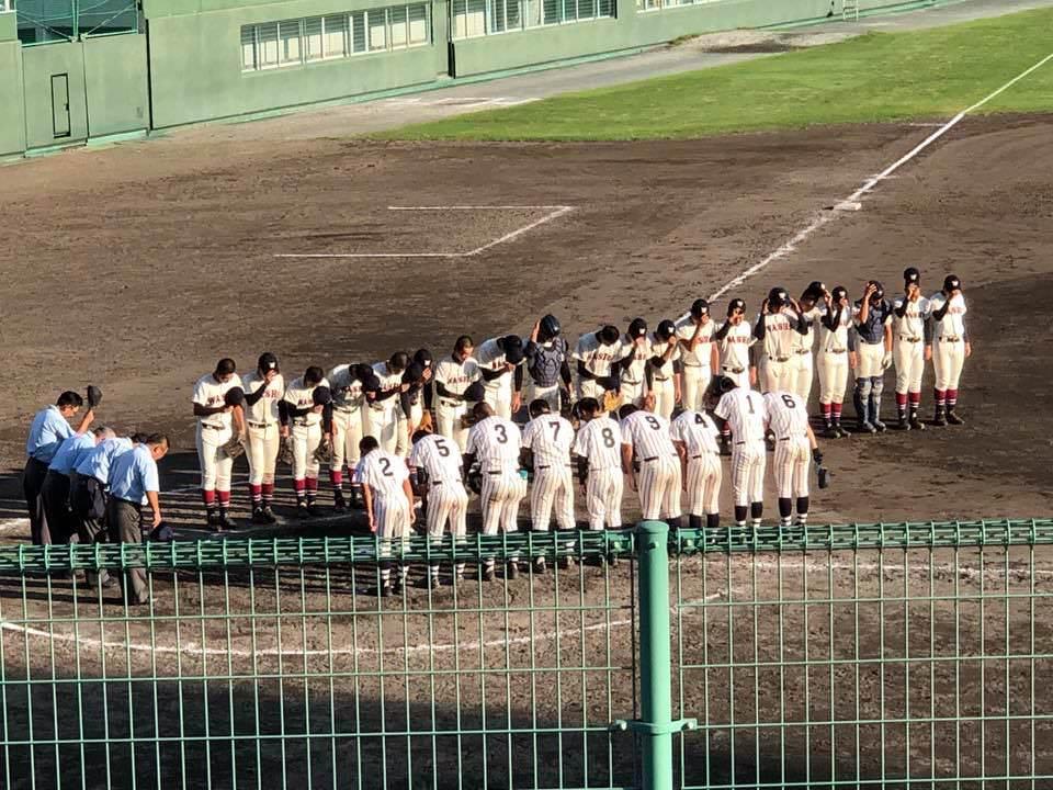 20187野球秋季大会